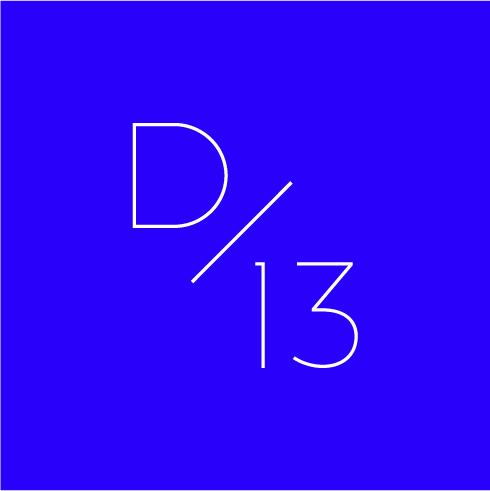 D/13 Logo