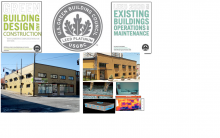 Architectural/ Operational Match-Up: LEED NC/ EBOM Platinum